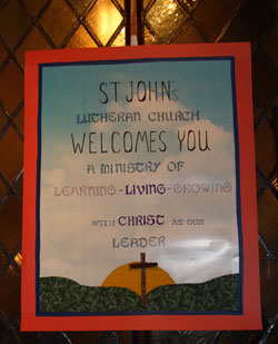 St. John's Welcomes You